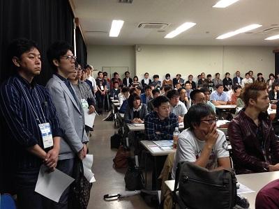松山社長セッション会場の様子1.jpg